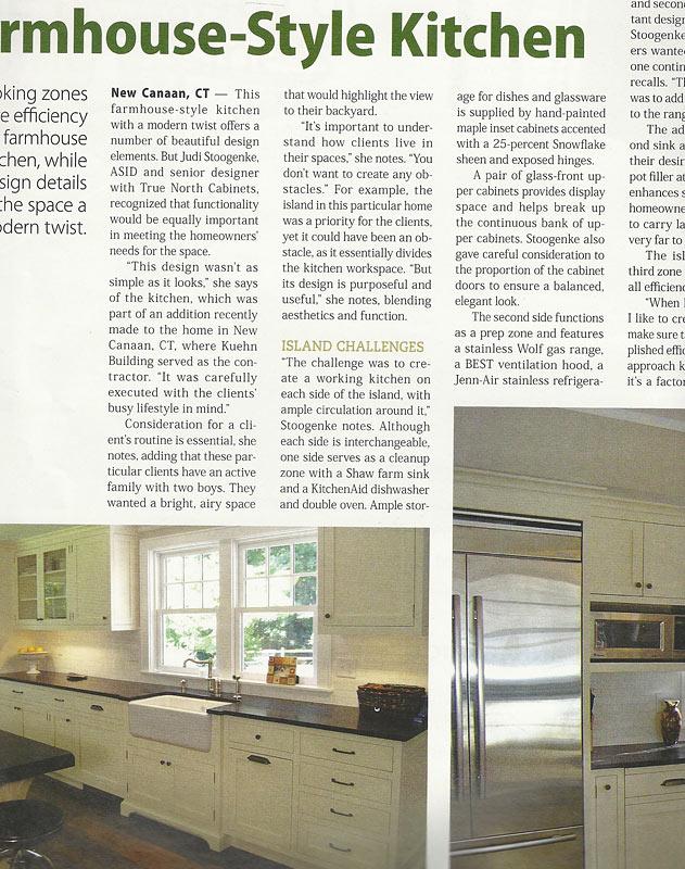 2012 Magazine Articles Wood Countertops Butcher Block