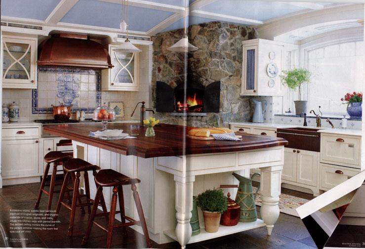 Attirant Better Homes U0026 Gardens Beautiful Kitchens ...