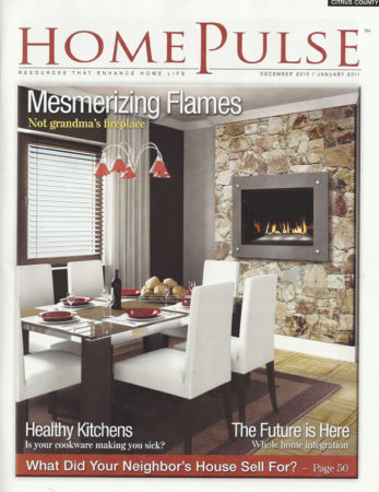 Grothouse Wood Surfaces Article in Homepulse Citrus County