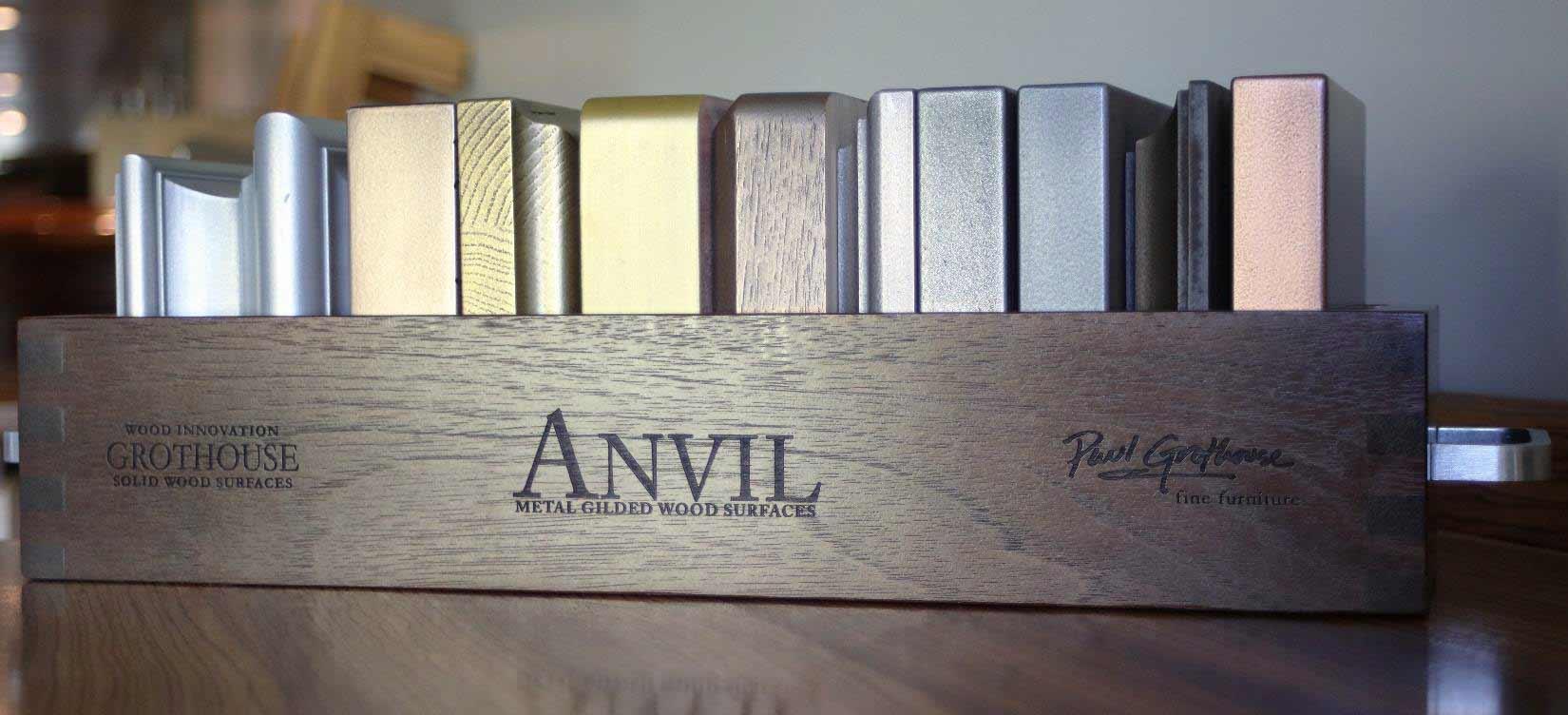 Grothouse Deluxe Anvil Sample Kit