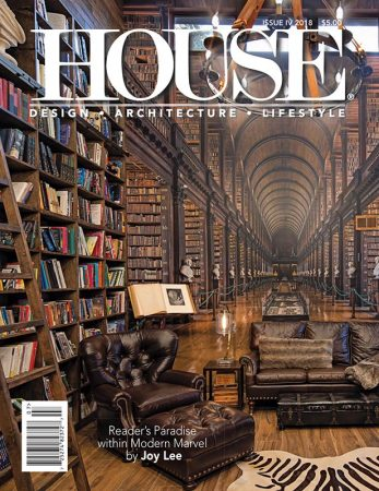 Grothouse Wood Countertops Feature in House Magazine Issue IV 2018
