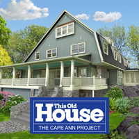 Grothouse on This Old House® Cape Ann Project