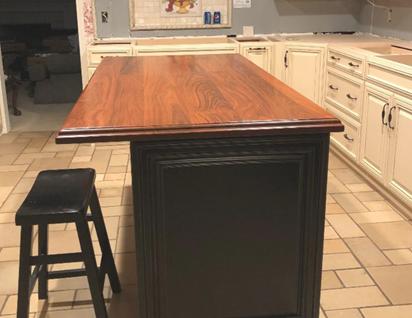 Custom Wood Counter Review Michigan