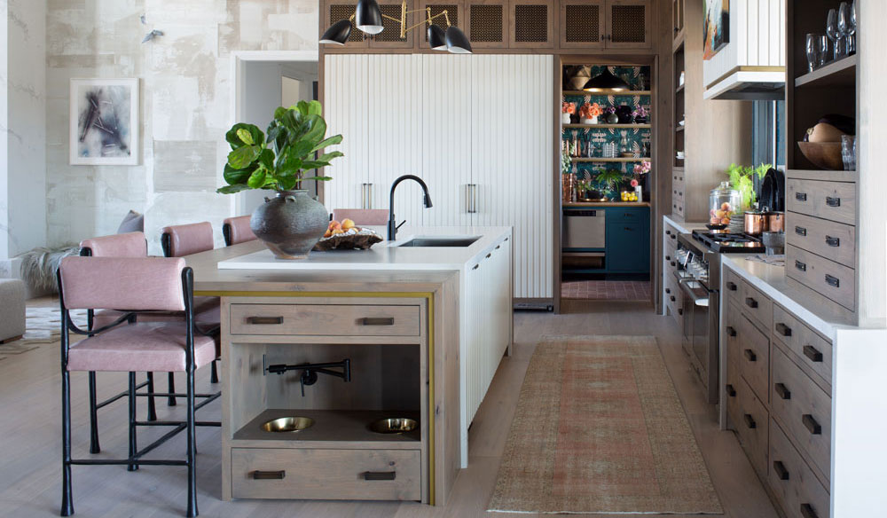 Designs with Wood Kitchen Countertops by Grothouse
