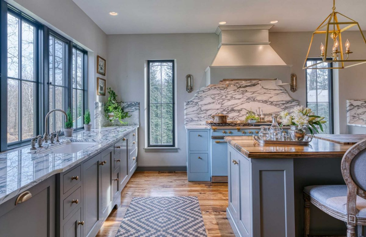 Custom Wood Kitchen Countertops Design by Grothouse